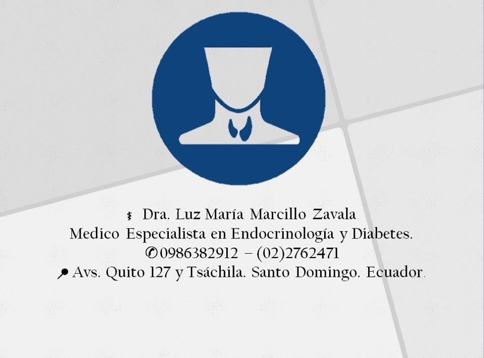 Luz Maria Marcillo Zavala