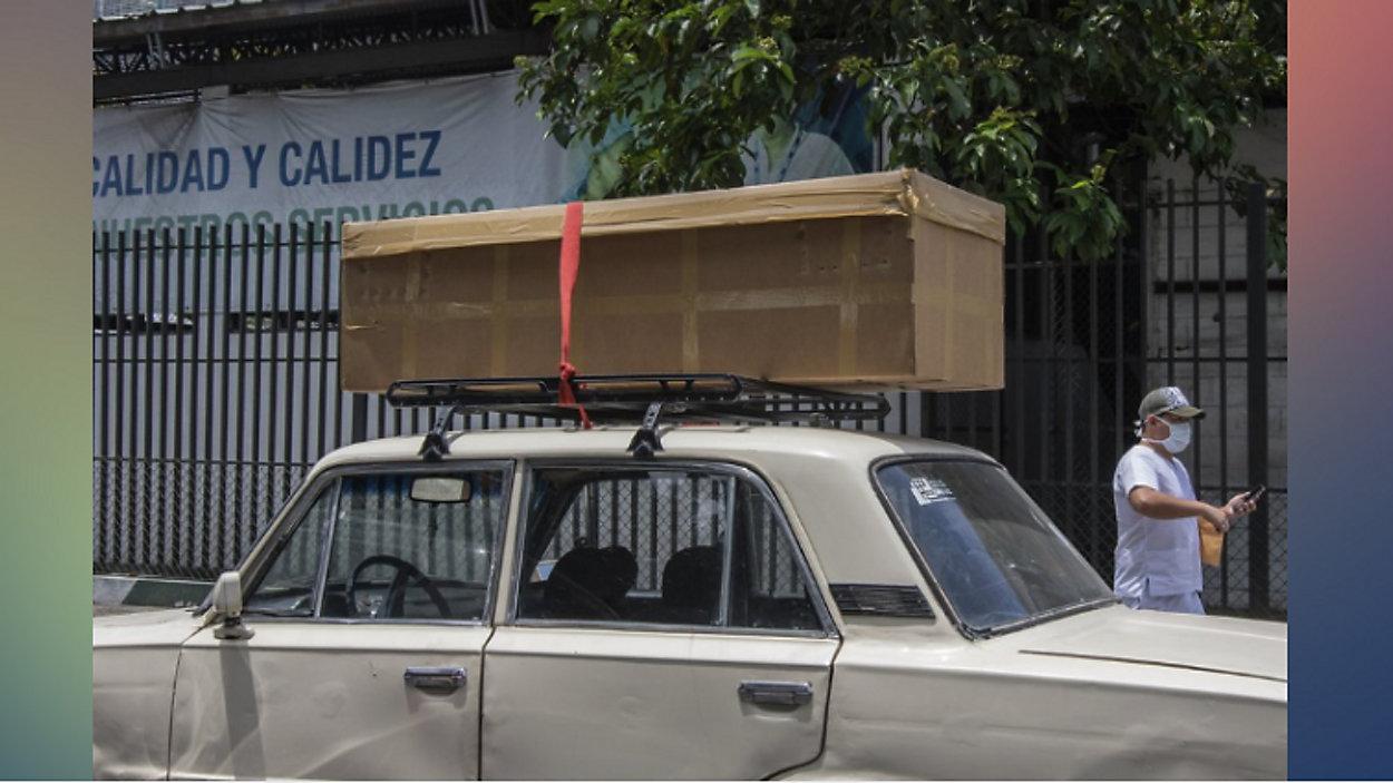 Enterrar Los Muertos Por El Coronavirus Es Una Verdadera Odisea En Guayaquil, Ecuador