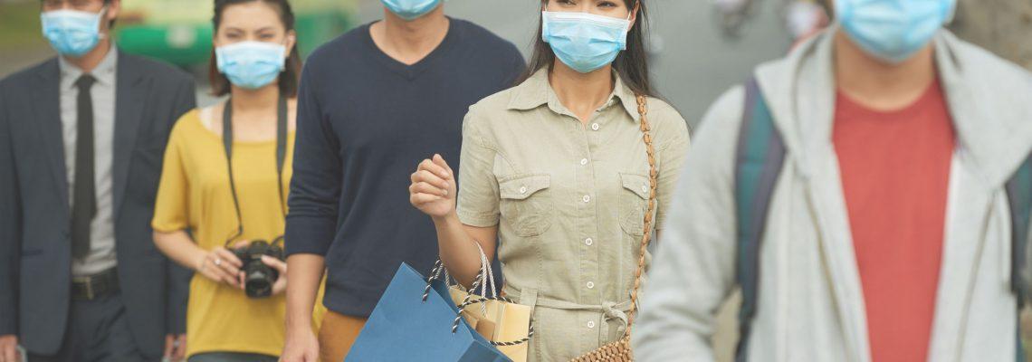 La pandemia del Covid-19 causará daños en el mundo por cerca de 2 años